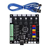 PoPprint kfb2.0Controller-Board RAMPS1.4/Mega2560R3+ A4988+/DRV8825Treiber für/tmc2100RepRap Mendel Prusa i3Kossel für 3D Drucker.