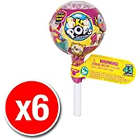 Pikmi Pops Surprise - Single Small Pack x6 (Styles may vary)