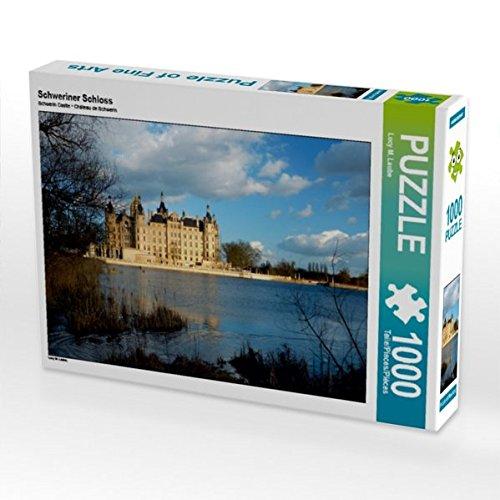 Schweriner Schloss 1000 Teile Puzzle quer Preisvergleich