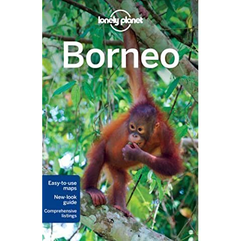 Lonely Planet Borneo (Regional Travel Guide) by Daniel Robinson 2nd (second) Edition (8/1/2011)