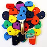 Coloured Key Cap Cover - 20 Pack