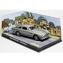 Colección de vehículos 007 James Bond Car Collection Nº 11 Aston Martin DB5 (Operación Trueno)