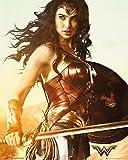 Wonder Woman Mini Poster Sword 40 x 50 cm
