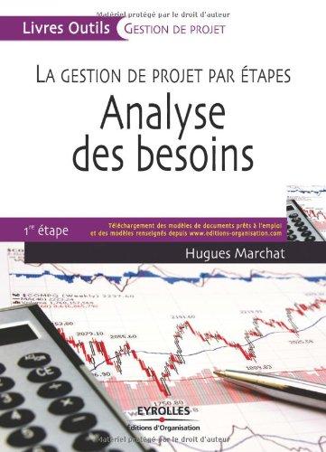 Analyse des besoins: La gestion de projet par tapes - 1re tape