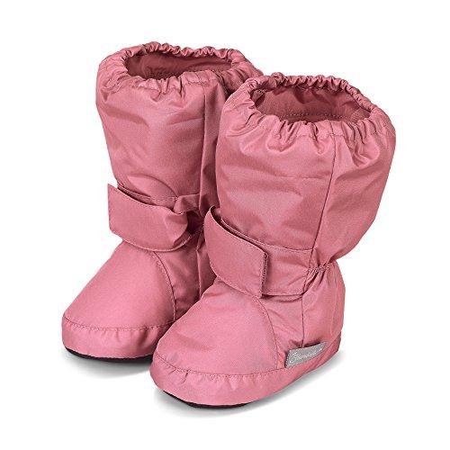 Sterntaler Mädchen Baby-Schuh Stiefel, Pink (Perlrosa), 17/18 EU - Stiefel Schuhe Kind Mädchen