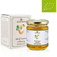 Miel de Acacia con Ginseng | Energizante Natural | 250gr