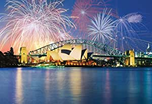 Ravensburger Jigsaw Puzzle - Sydney by Night - 3000 pieces