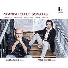 Spanische Cellosonaten [Import allemand]