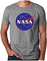CHILLTEE NASA Mission Control Since 1989 Gift Birthday Camisetas Para Hombre YH5Wdp