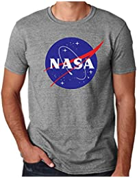 CHILLTEE NASA Mission Control Since 1989 Gift Birthday Camisetas Para Hombre