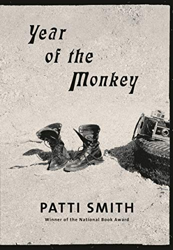 Year of the Monkey (English Edition)
