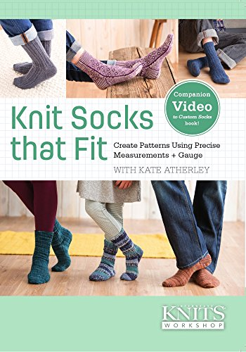 Fit Gauge (Knit Socks That Fit: Create Patterns Using Precise Measurements + Gauge)