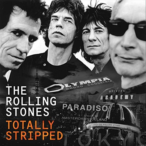 The Rolling Stones - Totally Stripped (2 Lp+Dvd)