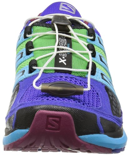 Salomon X-Scream Women's Chaussure De Course à Pied purple