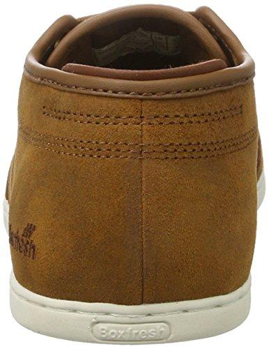 Boxfresh Herren Sparko Sh Wxd Sde Fox Sneaker Braun (Braun)