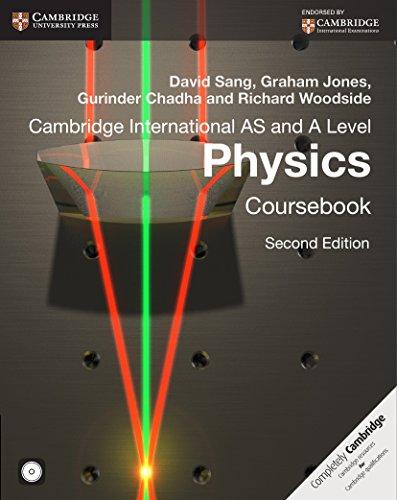 Cambridge international as and a level physics. Coursebook. Per le Scuole superiori. Con CD-ROM. Con espansione online