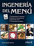 Ingenieria del menu / The menu Engineering