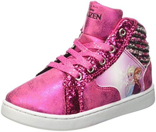 Walt Disney Sneaker, Scarpe da Neonato Bambina, Rosa (Fucsia), 30 EU