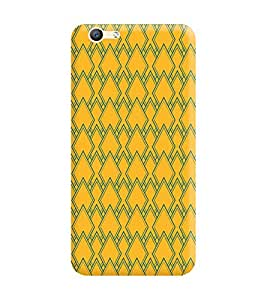 Vivo Y66 Back Cover designer 3D Hard Mobile Case printed Cover for vivo y66 by Gismo - Abstract pattern Theme print