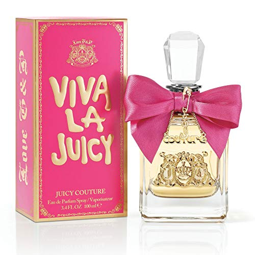Juicy Couture Viva La Eau de Parfum, 100 ml, 1er Pack (1 X 100 ml) (Juicy Couture La Viva Gold)