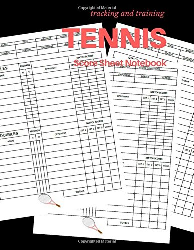 Tennis Scoreboard The Best Amazon Price In SavemoneyEs
