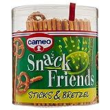 Cameo - Snack Friends, Biscotti Salati per Aperitivi - 300 g
