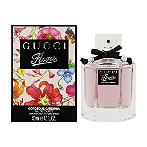 Gucci Flora By Gucci Gorgeos Gardenia Eau de Toilette Spray 50 ml Donna - 50ml