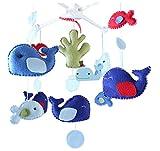 Bricolage Baby Crib Mobiles accrochant le jouet mobile, besoin de couture