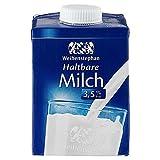 Weihenstephan Haltbare Milch 3.5 Prozent, 12er Pack (12 x 500 ml)