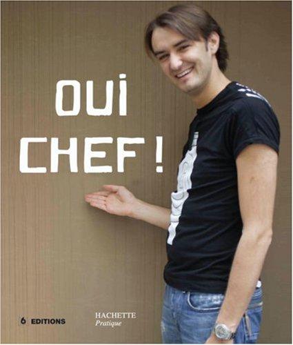Oui Chef ! : Coffret en 2 volumes par Cyril Lignac