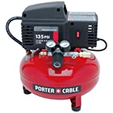 PORTER-CABLE PCFP02003 3.5-Gallon 135 PSI Pancake Compressor by PORTER-CABLE
