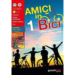 51pCZz5v0eL. SS300 Amici in bici. Libro-quaderno per le vacanze. Per la Scuola media. Con Libro: Kaspar, il bravo soldato: 1