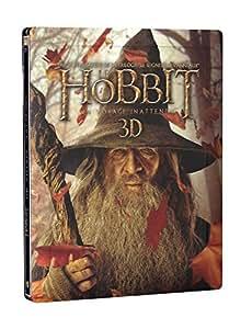 Le Hobbit : Un voyage inattendu [Combo Blu-ray 3D + Blu-ray + Copie digitale - Édition boîtier SteelBook] [Combo Blu-ray 3D + Blu-ray + Copie digitale - Édition boîtier SteelBook]