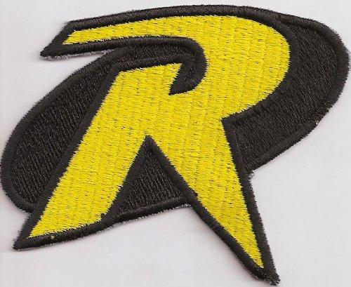 Robin Batman and Robin Movie Uniform Kostüm Aufnäher Patch Abzeichen