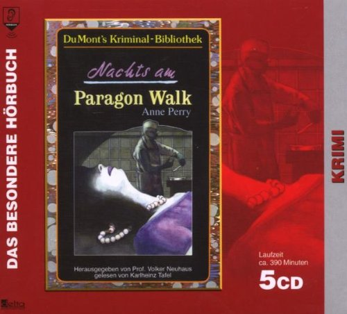 Nachts am Paragon Walk - Anne Paragon Walk Perry