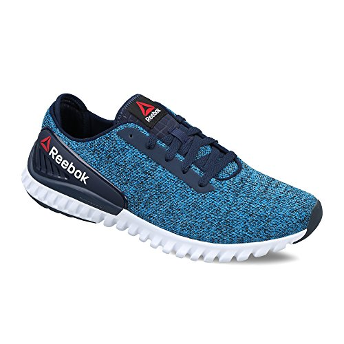 Reebok Men's Twistform 3.0 Hthr Blue, Grey, Black, Navy and White Running Shoes - 11 UK/India (45.5 EU)(12 US)