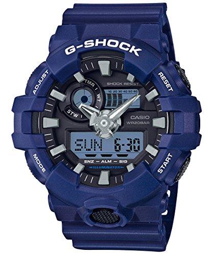 51pCfCNxA3L - Casio G shock Digital Mens GA 700 2ADR G741 watch