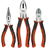 BLACK+DECKER BDHT0-71624 Set 3 pinze