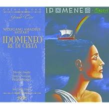 OPD 7011 Mozart-Iodemeneo, Re di Creta: Italian-English Libretto (Opera d'Oro Grand Tier) (English Edition)