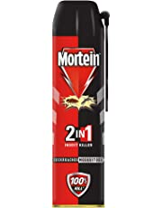 Mortein 2in1 All Insect Killer Spray - 600 ml