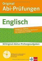 Klett Original Abi-Prüfungen Englisch: mit weiteren regionalisierten Original-Prüfungen fürs Abitur auf CD-ROM