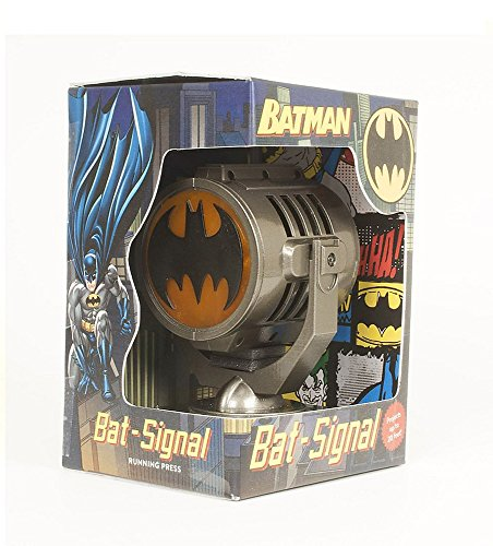 Batman. Batsignal. Deluxe por Running Press