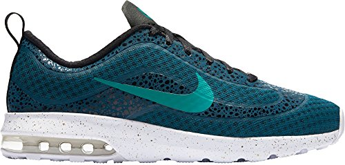 Nike Air Max Mercurial 98 Fc, Chaussures de Foot Homme Turquesa (Midnight Turq / Rio Teal-Black-White)