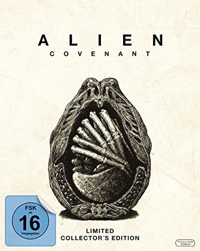 Bild von Alien: Covenant - Limited Mediabook [Blu-ray] [Limited Edition]