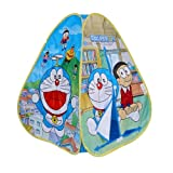 Doraemon My First Pop Up Adventure Tent, Multi Color