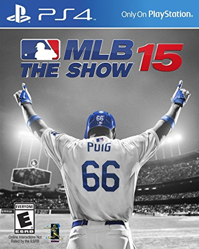 MLB 15 SHOW PS4