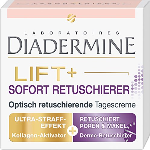 Diadermine Lift+ Sofort-Retuschierer Tagescreme, 1er Pack (1 x 50 ml)