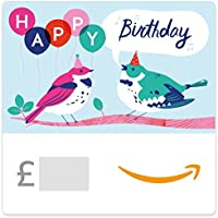 Birdy Birthday - Amazon.co.uk eGift Voucher