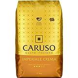Caruso Imperiale Crema Ganze Kaffeebohnen 1kg, Stärkegrad 3/5