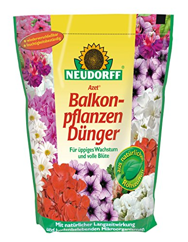 NEUDORFF azet balkonpflanzenDünger 750 g